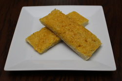 Cheddar Cheesy Bread from Optimal Nutrition and Health